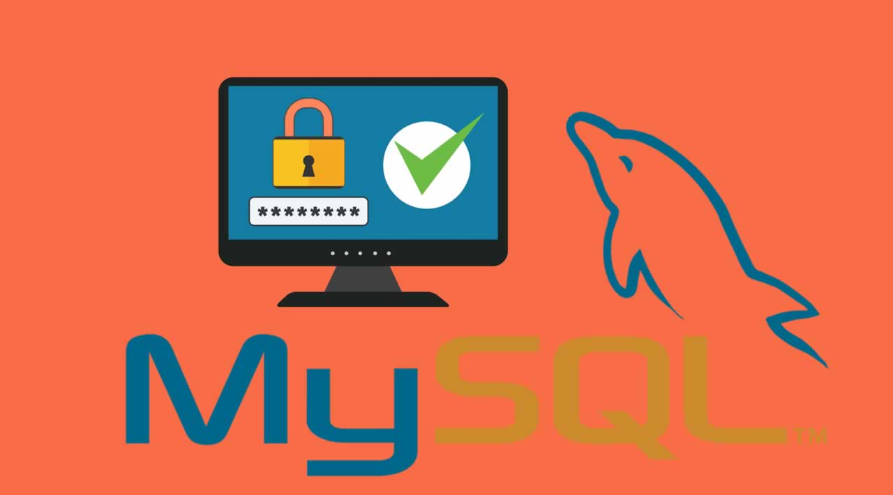 How to create a user with password in MySQL