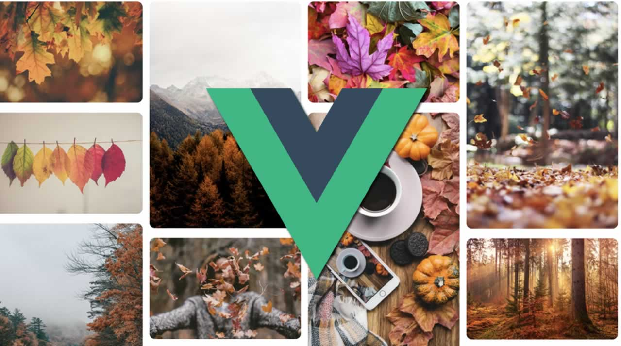 Creating a Pinterest style image gallery in Vue