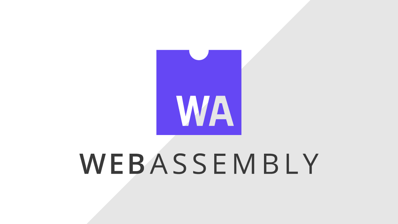 Getting started with WebAssembly