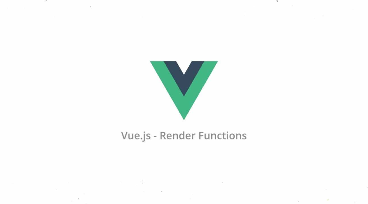 How to use Vue.js and the Render Function together?
