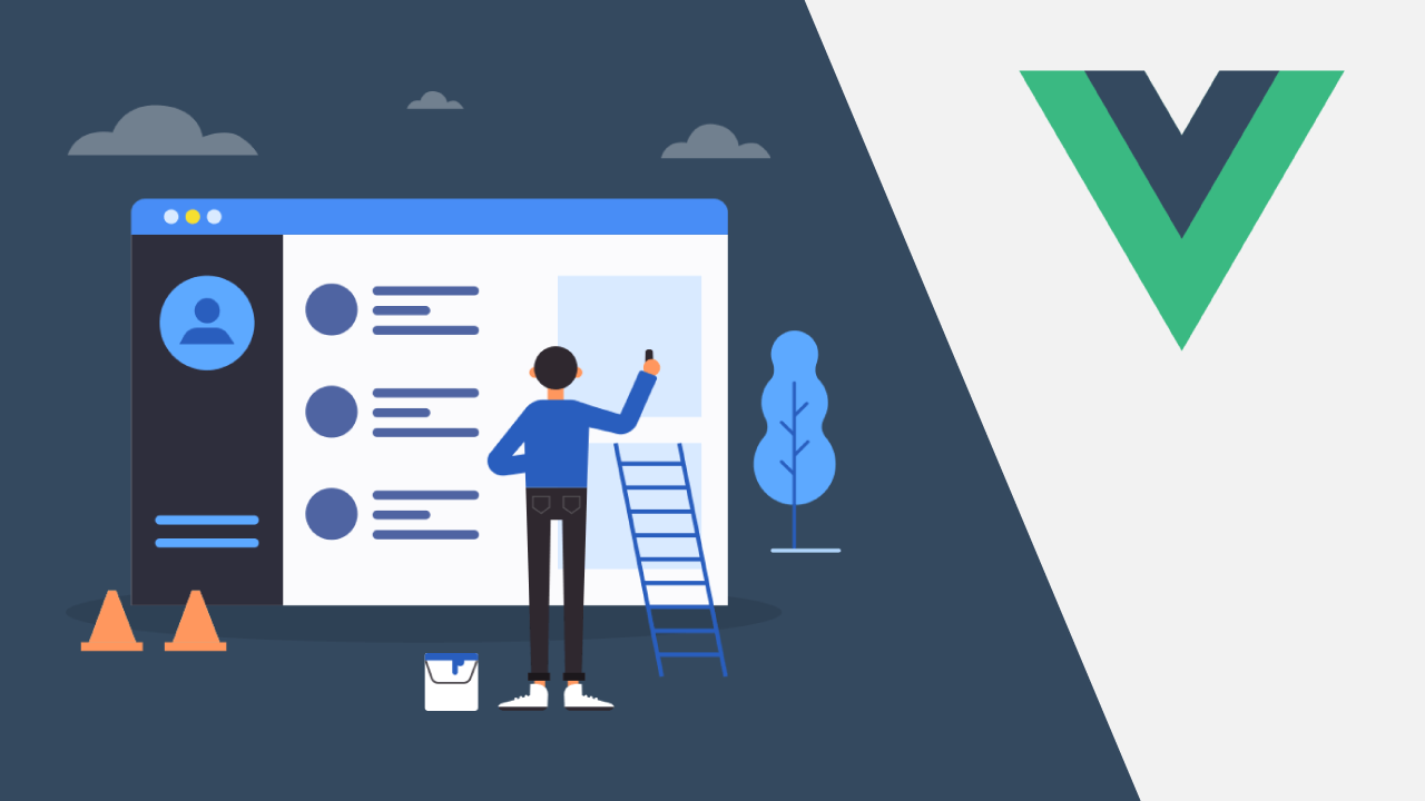 How to build Enterprise Scale apps with Vue.JS