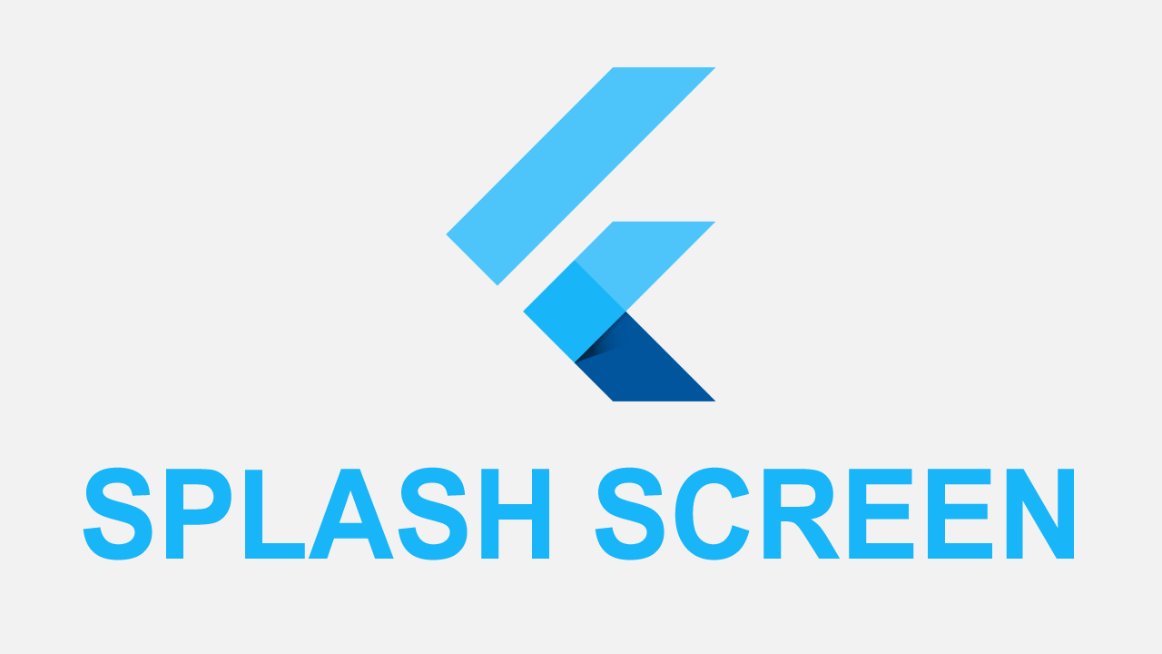 Create a Beautiful Splash Screen with Flutter and Dart