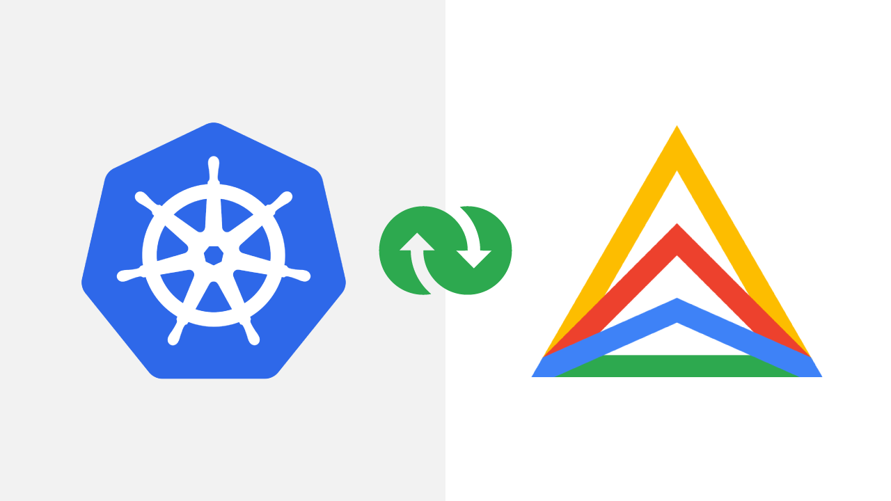 How to Migrating Kubernetes App to Serverless with Cloud Run on Anthos