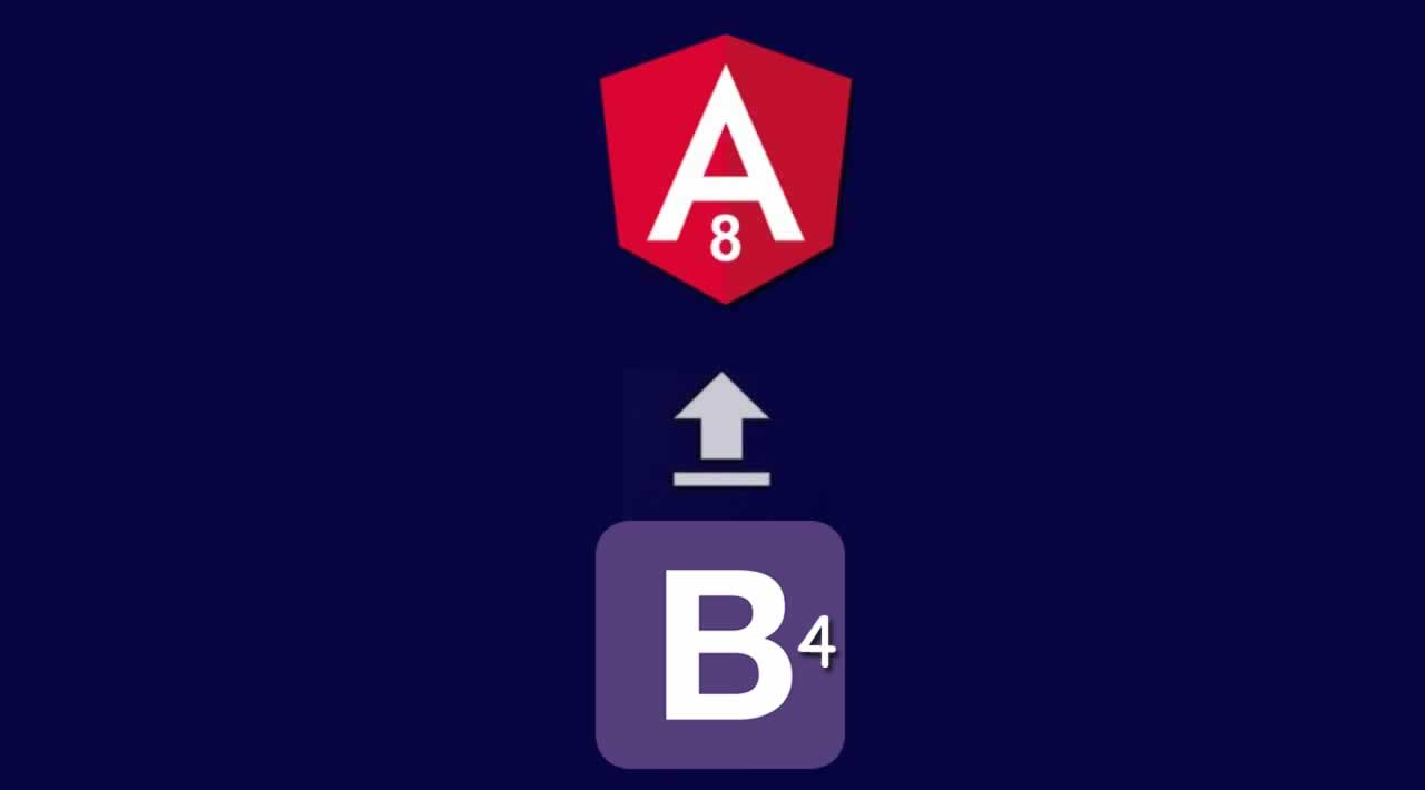 How to add Bootstrap 4 to your Angular 8 Project?