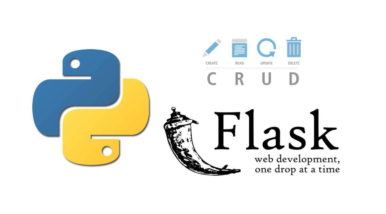 Python Flask for Beginners: Build a CRUD Web App with Python and Flask