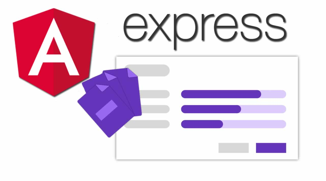How to upload files in Angular with an Express Backend