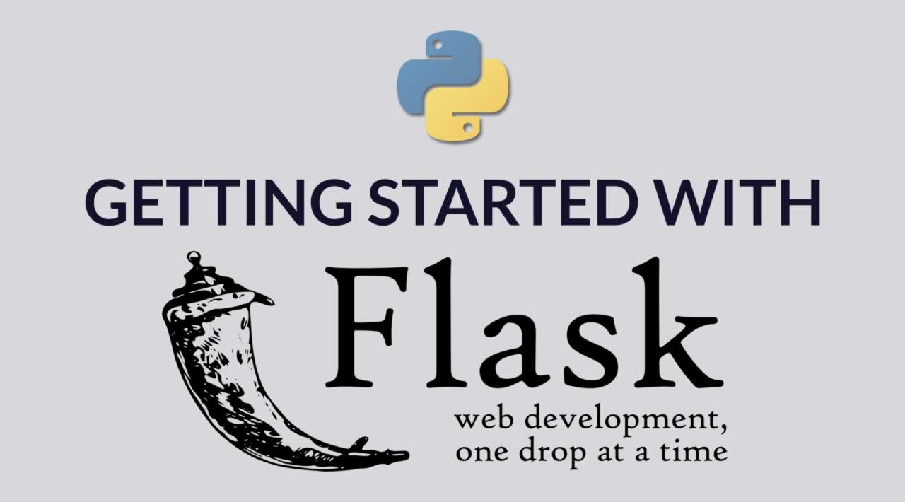 Getting Started with Flask - Python Flask Tutorial for Beginners