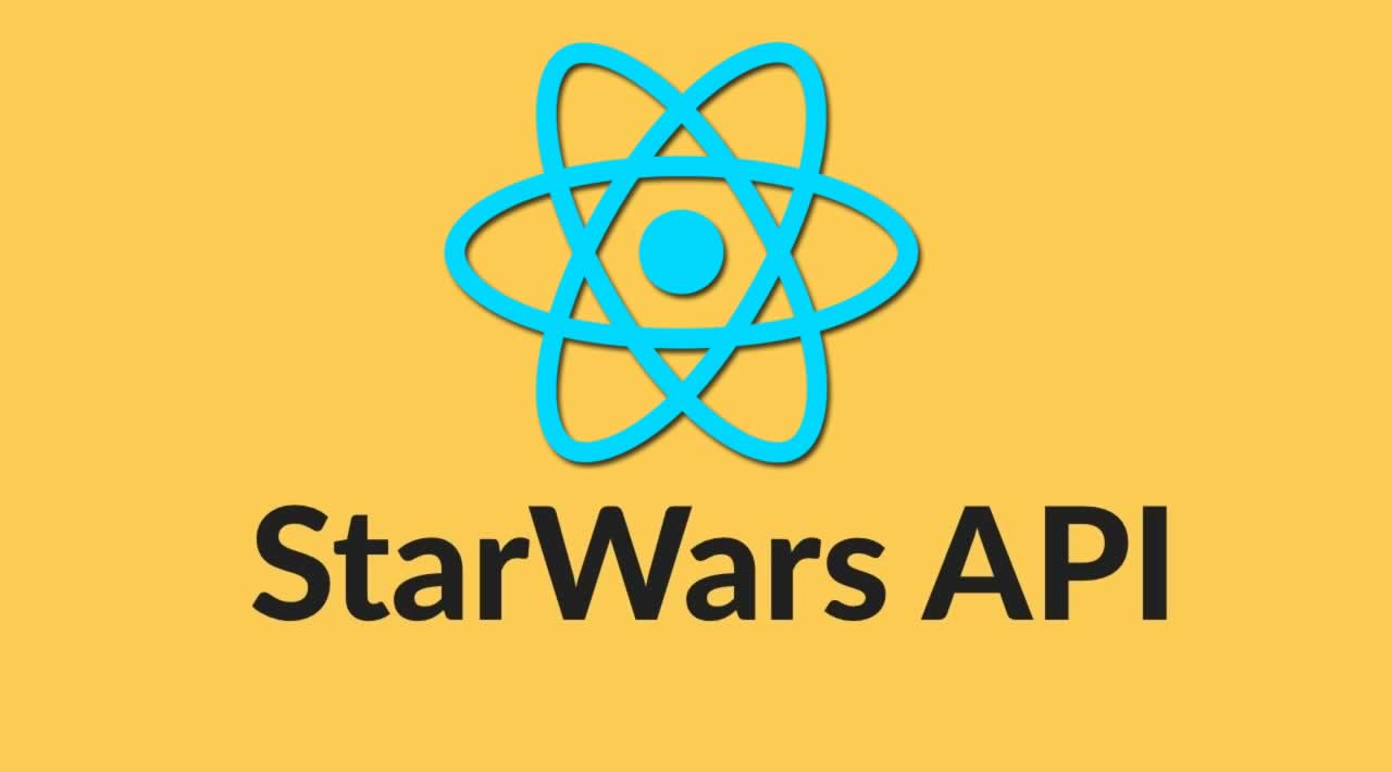 How to build a React app with the Star Wars API for Beginners