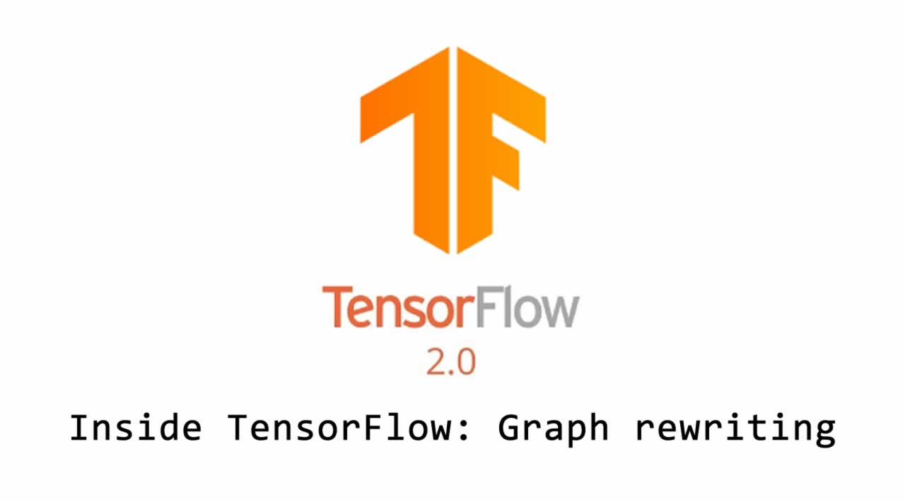How to Graph Rewriting for Functions in TensorFlow 2.0
