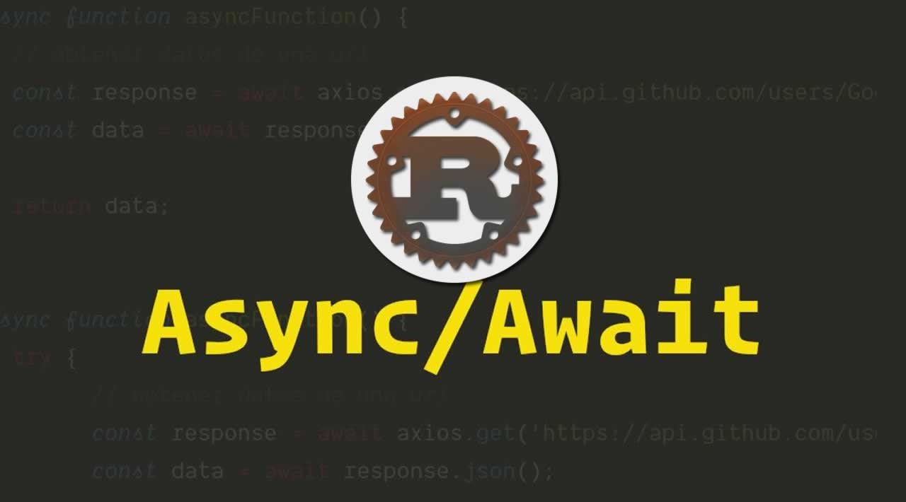 Rust's Journey to Async/await
