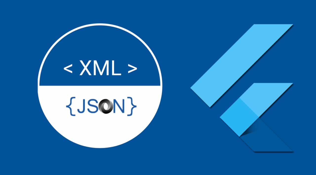 Parsing XML and JSON Data in Flutter
