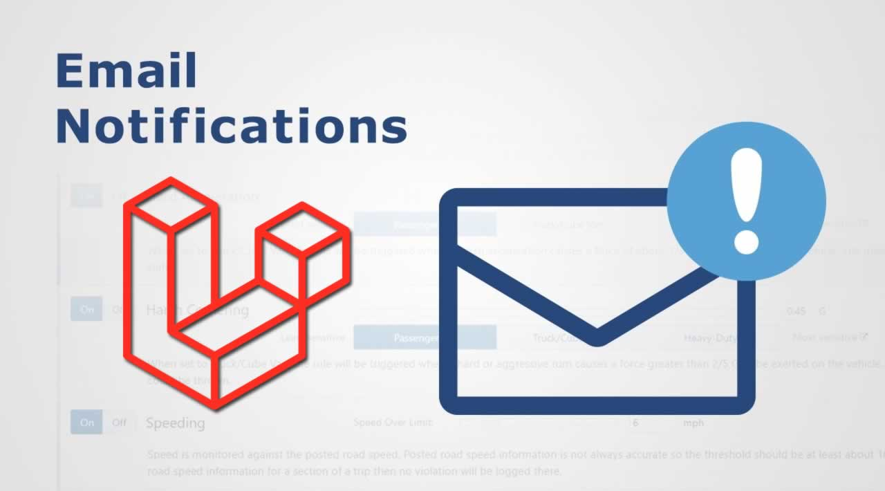 How to Send Email Notification in Laravel 6?