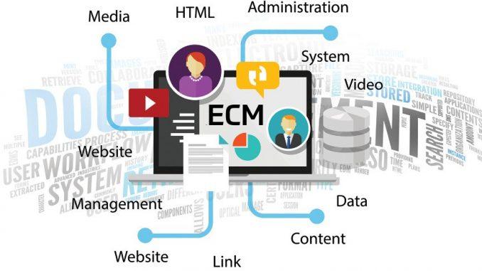 Enterprise Content Management Service