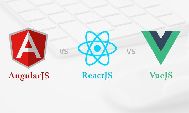 ReactJS VS AngularJS VS VueJS : Pick the best for your app project