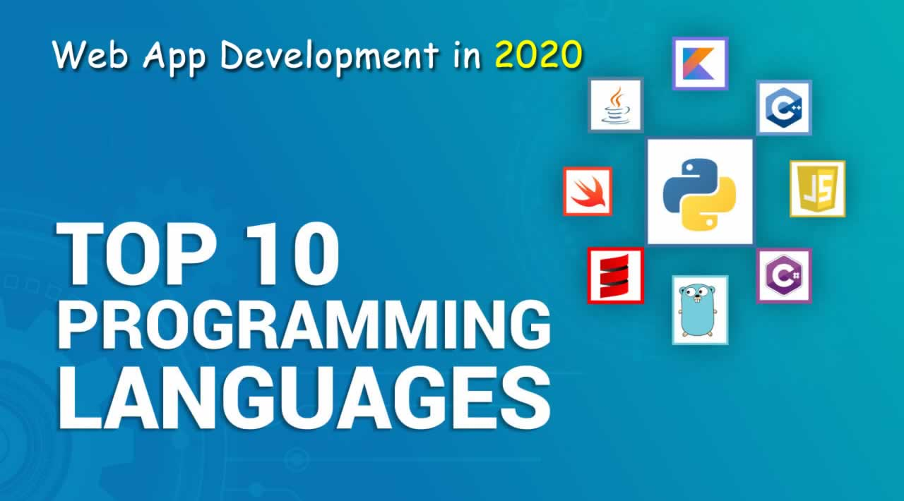 10 Functional Programming Languages for Web App Development in 2020