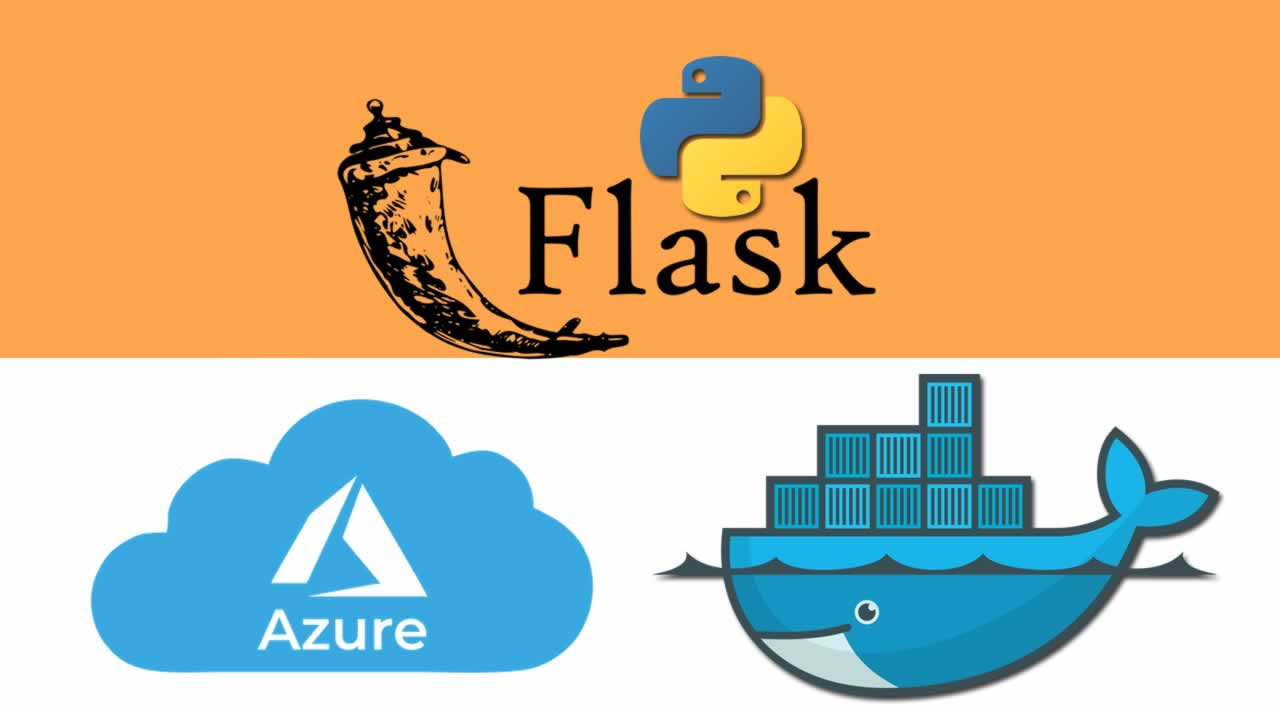 Building a Python Flask application with Docker on Azure