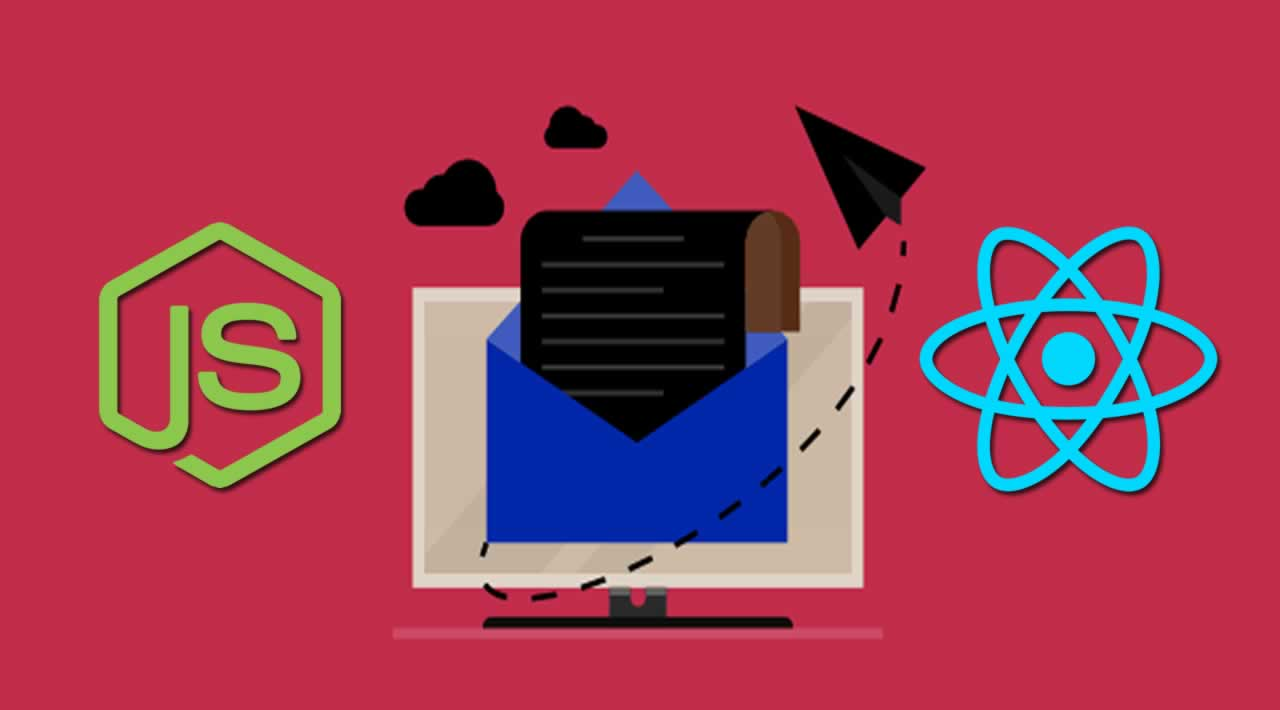 Full Guide on Send an Email with Attachment using Node.js and React