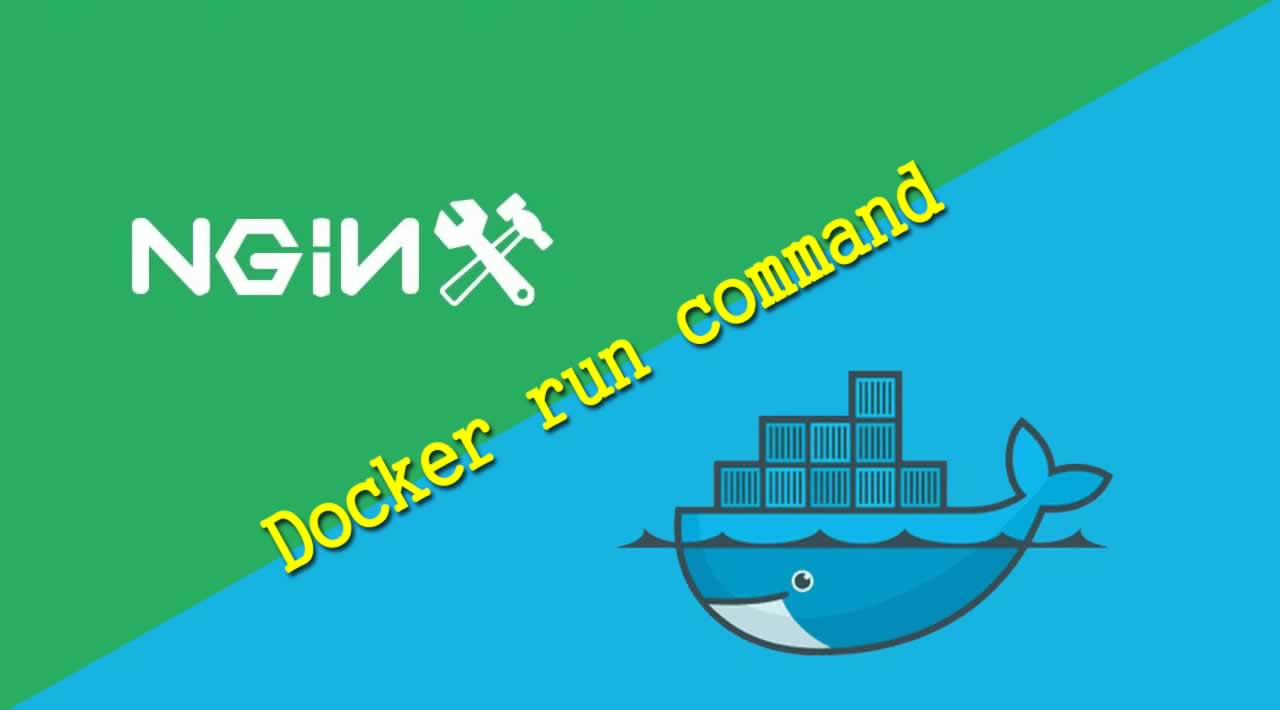 How to use `docker container run` command to run Docker containers?