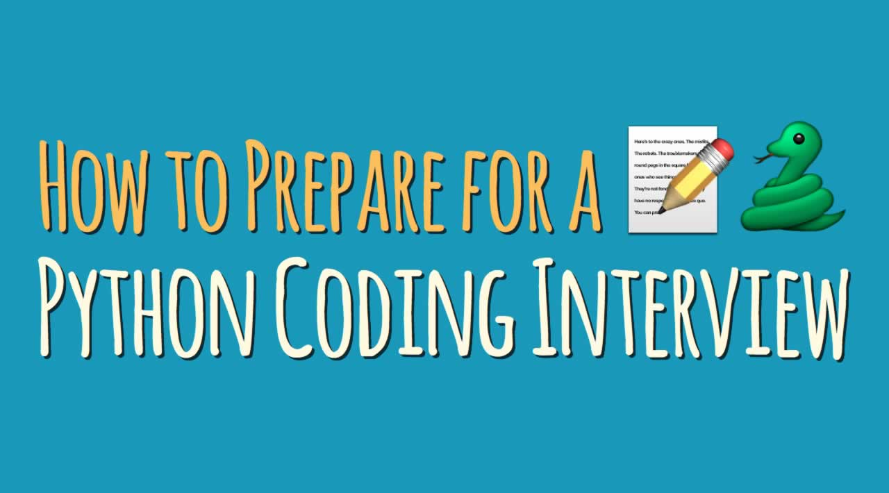 The Coding Interview: Python Coding Interview for Beginners