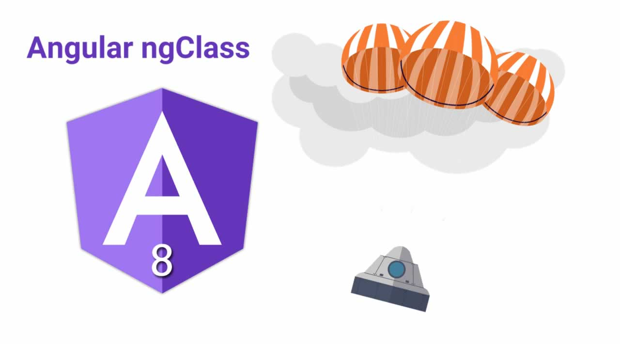 How to Add Dynamically Class in Angular 8 using NgClass?