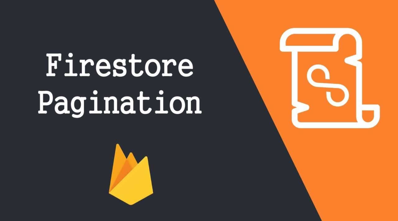 A Beginner's Guide to Firestore Pagination
