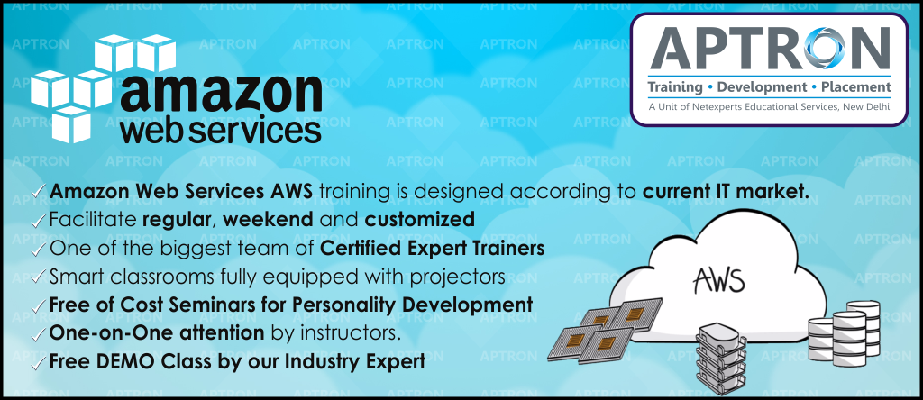 Redefine your career with the AWS Course.