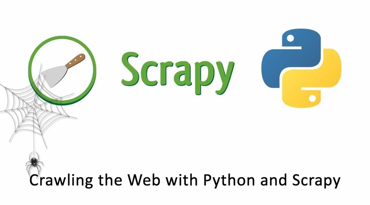 Crawling the Web with Python and Scrapy
