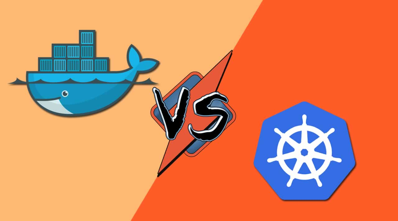 Learn the difference between Docker and Kubernetes