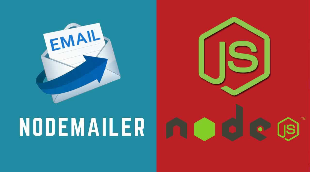 How to send email with attachment in Node.js