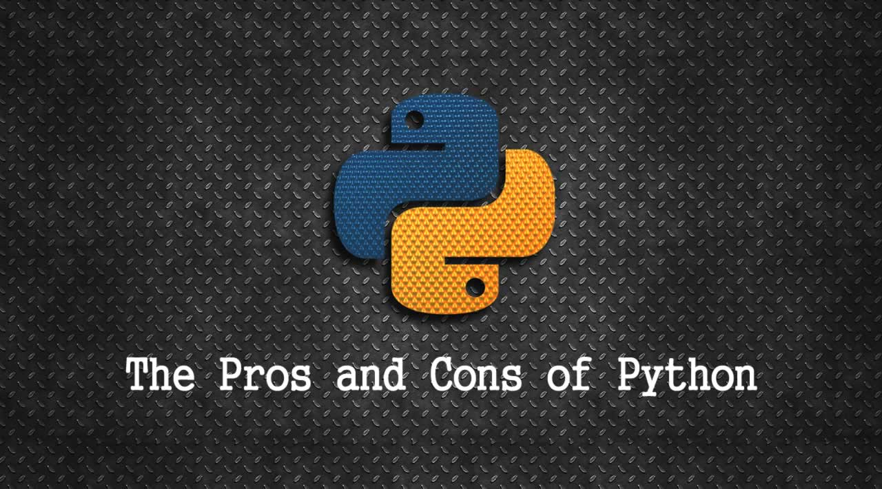 What are the Pros and Cons of the Python language?