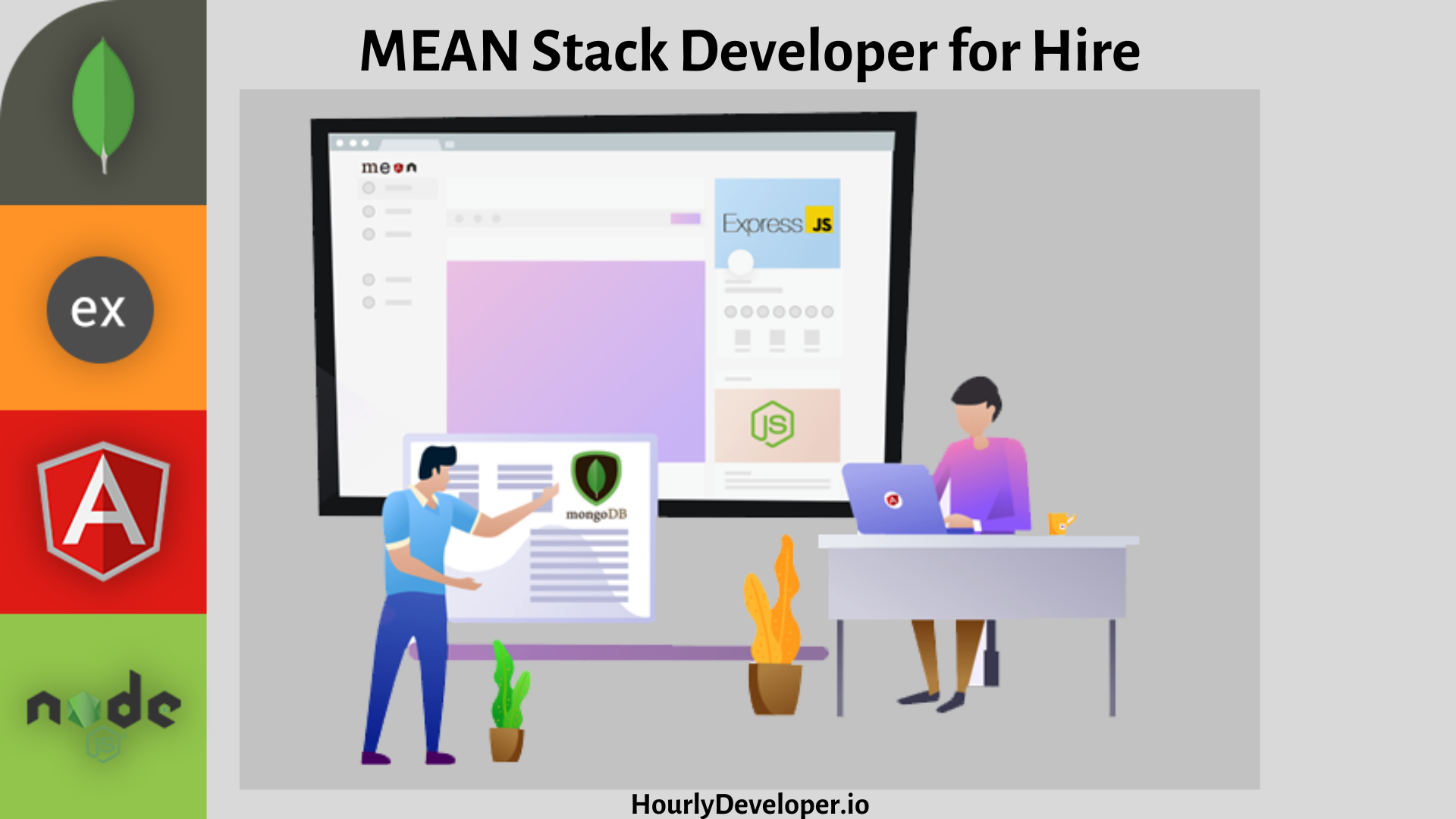 MEAN Stack Developer for Hire