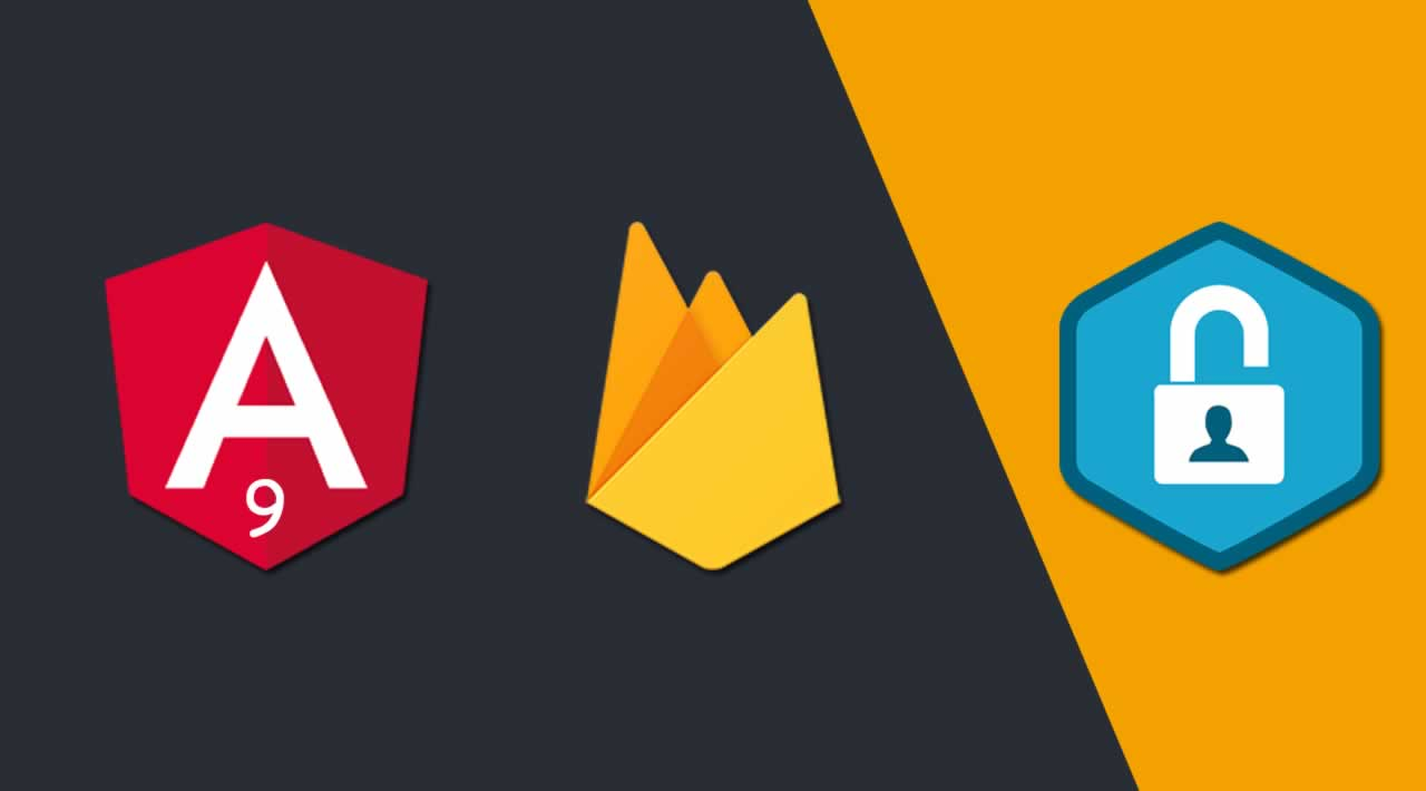 Building Angular 9 Authentication System from scratch using Firebase