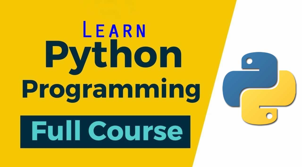 Python Tutorial for Beginners - Learn Python from Scratch with Examples