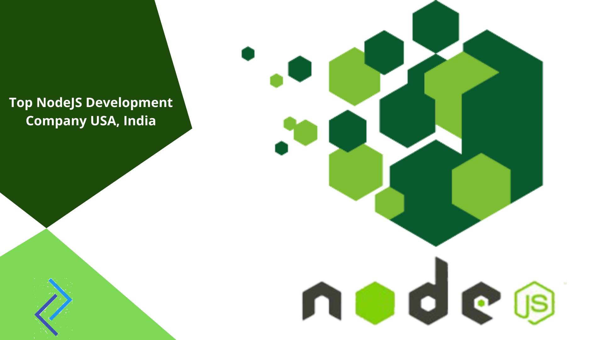 Top NodeJS Development Companies USA, India