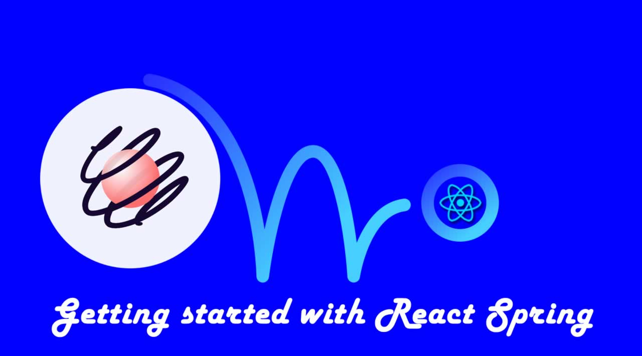 Getting started with React Spring