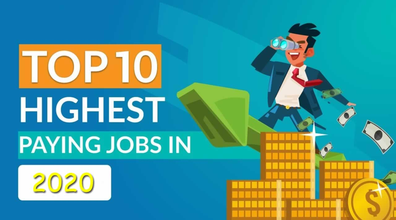 Top 10 Highest Paying IT Jobs in 2020