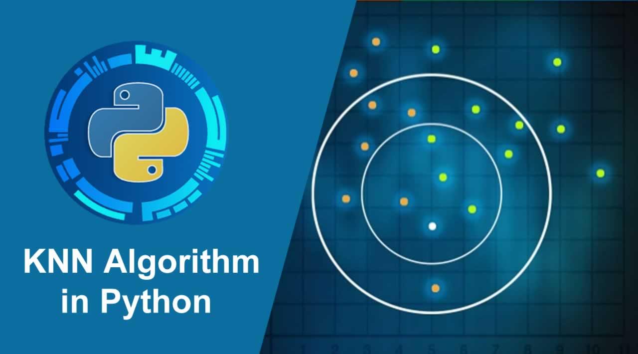Introduction K Nearest Neighbor Algorithm in Python for Beginners