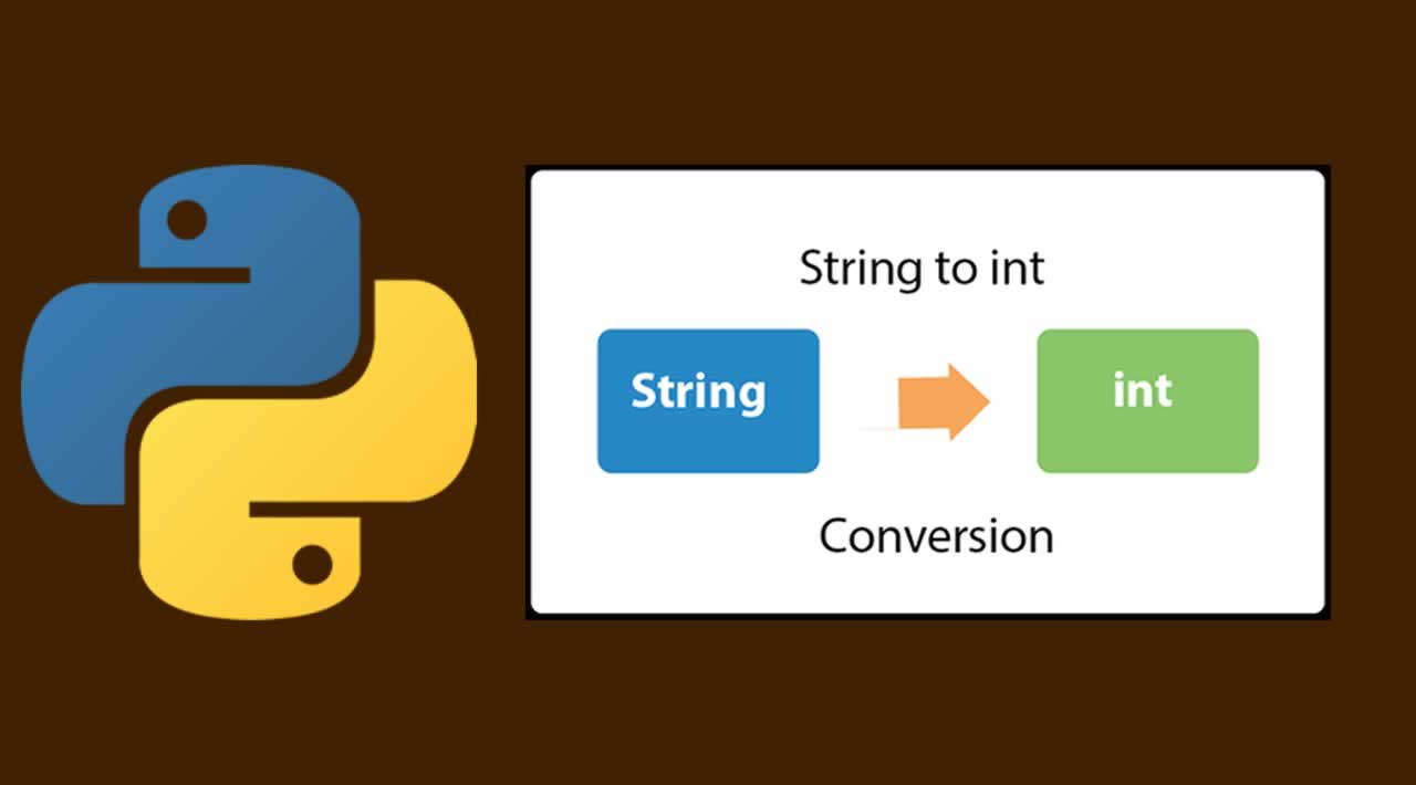 How to Convert Strings into Integers in Python