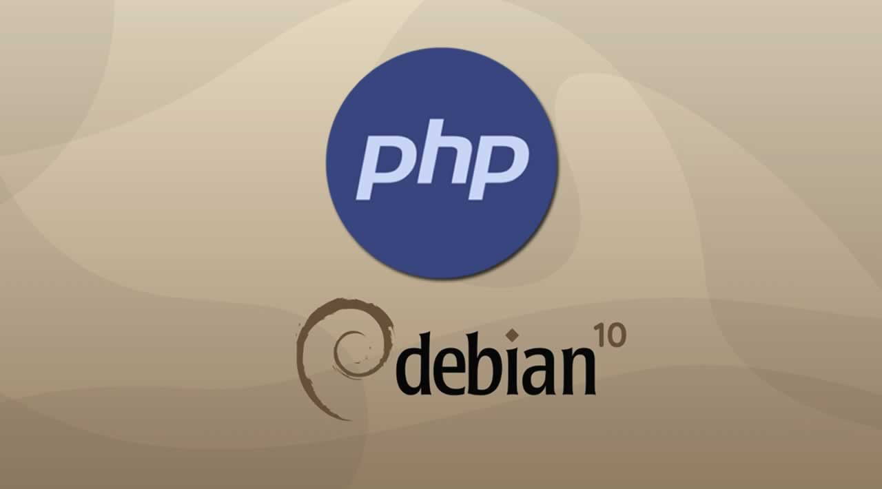 How to Install PHP on Debian 10 (Linux)