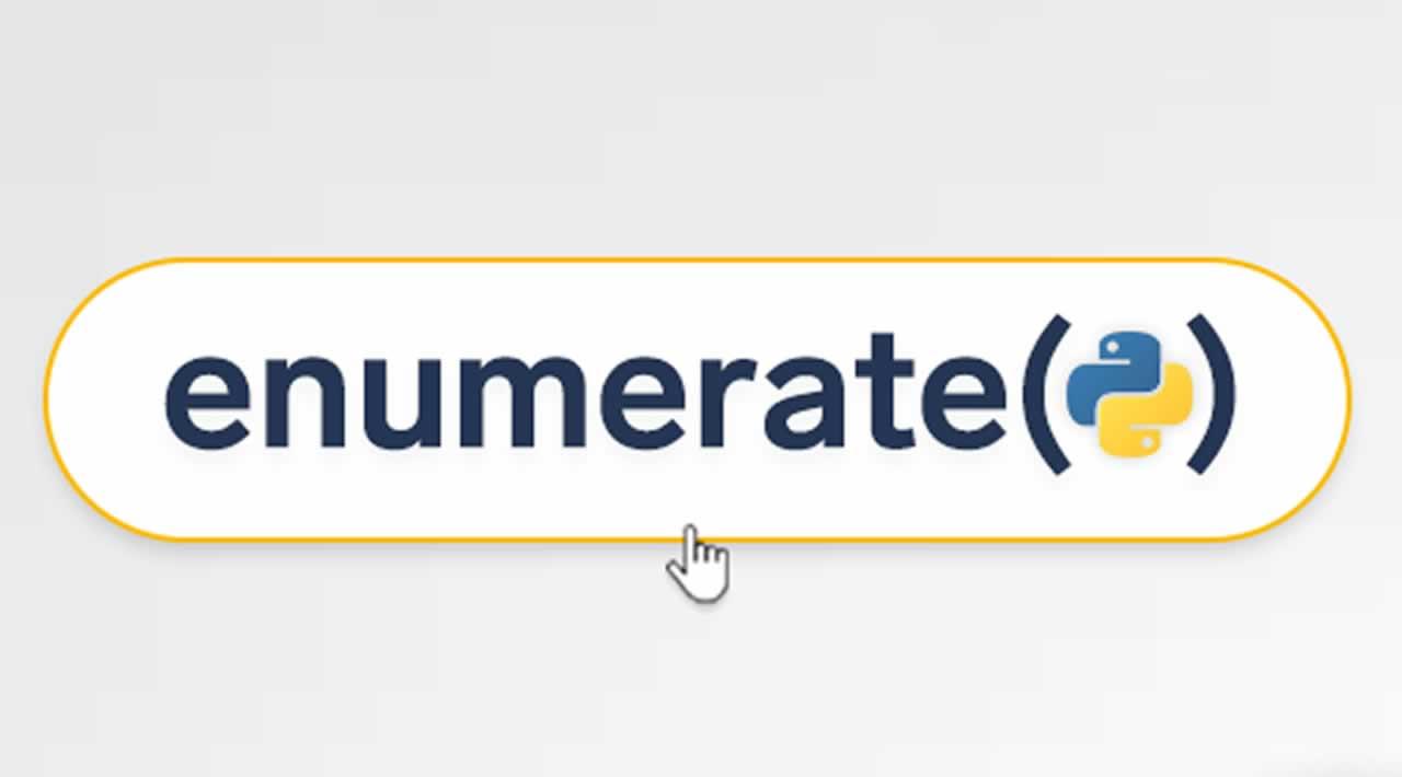 Enumerate() in Python