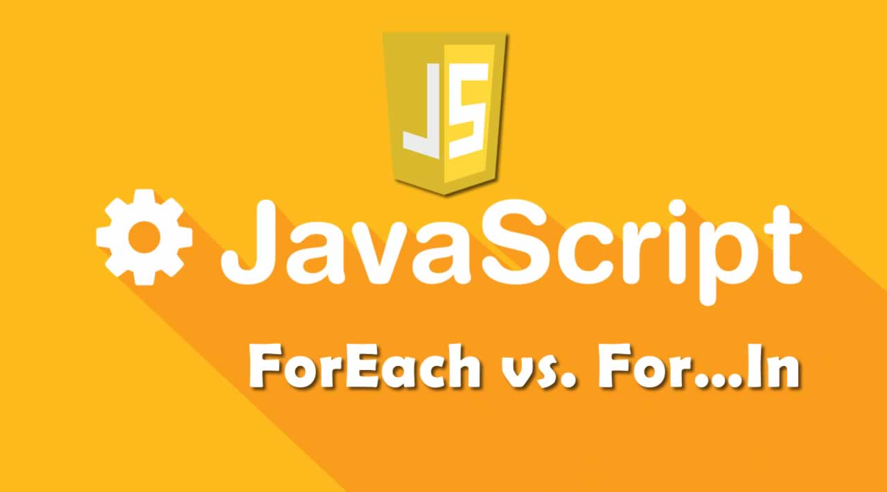 JavaScript: ForEach and For…In - The difference