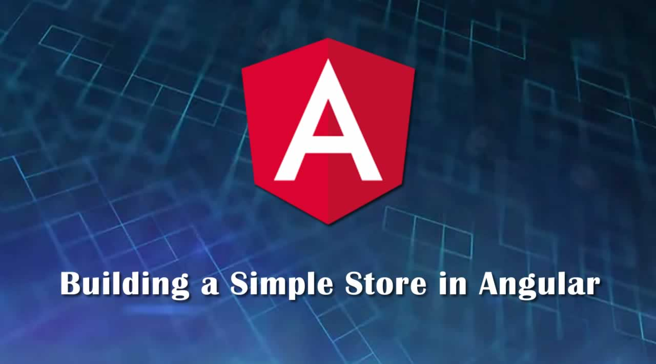 Building a Simple Store in Angular with 5 steps
