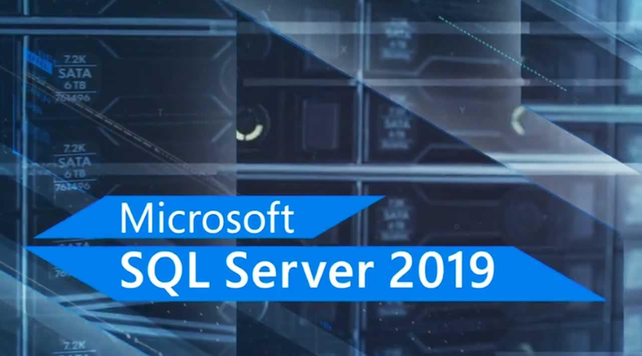 Introducing SQL Server 2019