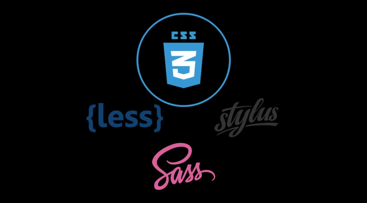 Popular CSS Preprocessors: Sass vs Stylus and LESS