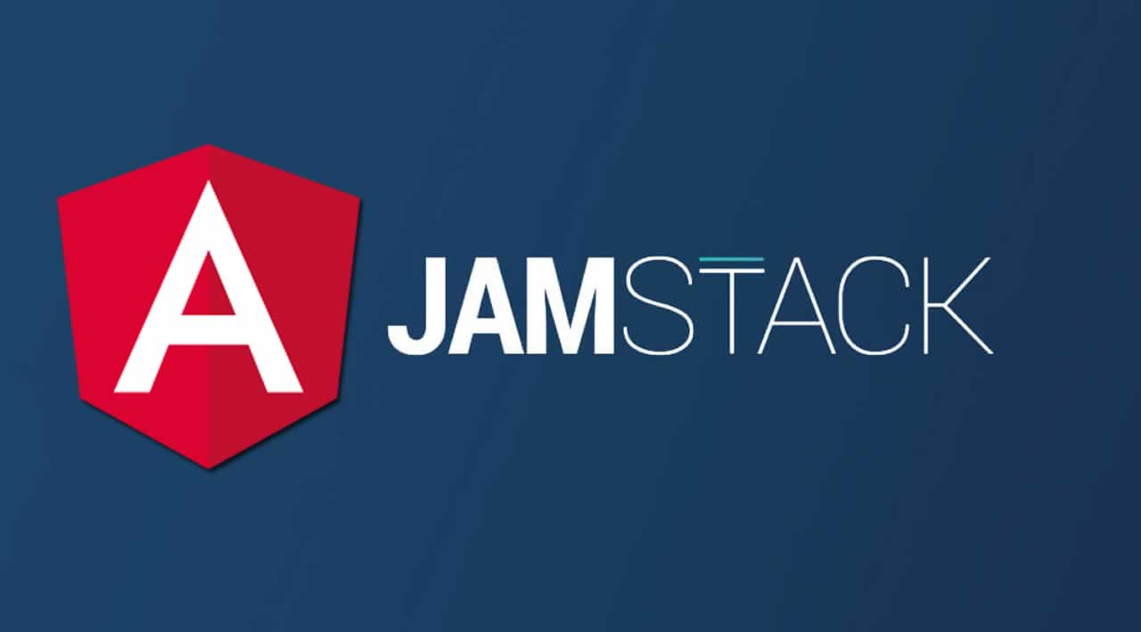 What's Angular in the JAMstack?
