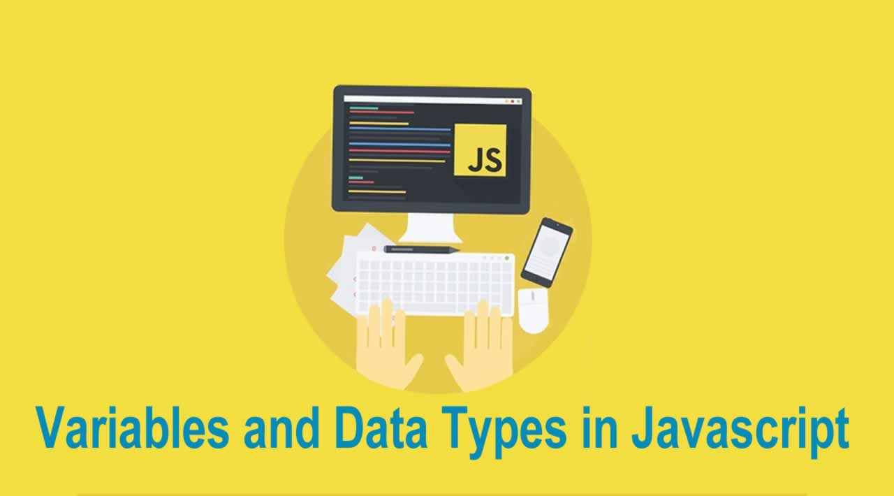 Variables and Data Types in Javascript | Tutorial for Beginners