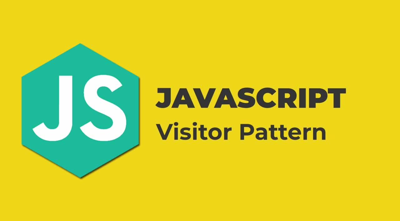 How to use the Visitor JavaScript Design Pattern?