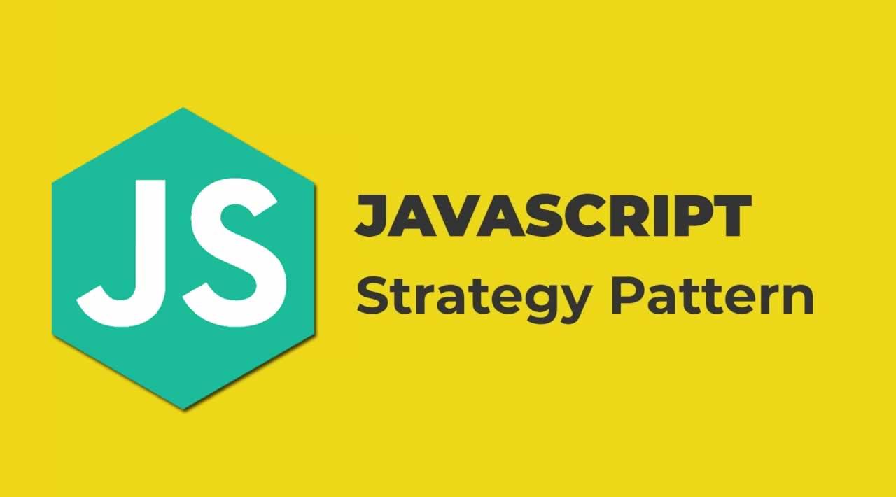 Understanding Design Patterns in JavaScript - Strategy Pattern
