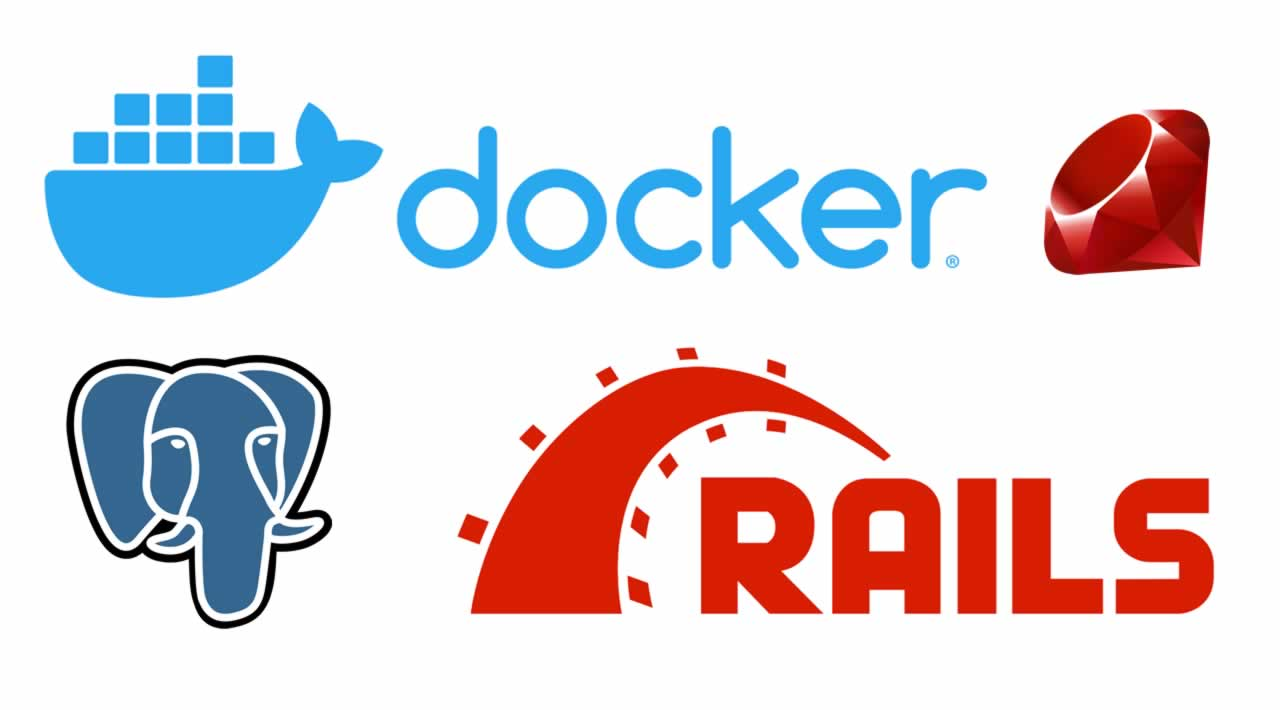How to Setup Ruby on Rails and and Postgres on Docker