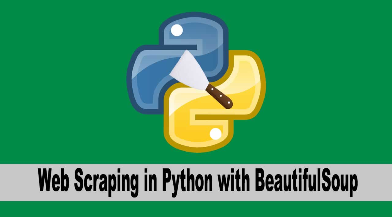 Guide to Web Scraping in Python with BeautifulSoup